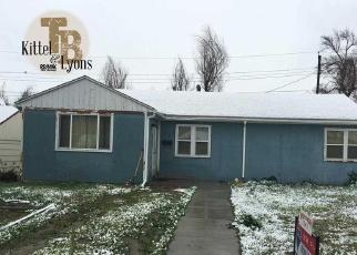 Casa en ejecución hipotecaria in Casper, WY, 82609,  COLORADO AVE ID: P1310243