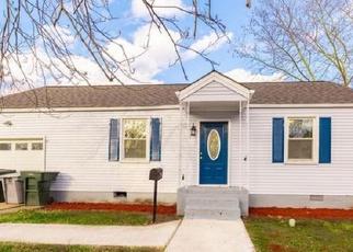 Foreclosed Home en W BAYBERRY CT, Hampton, VA - 23669