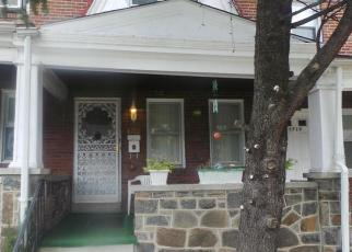 Foreclosed Home en CRANSTON AVE, Baltimore, MD - 21229