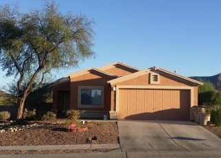 Foreclosed Home in W TYBOLT DR, Tucson, AZ - 85746
