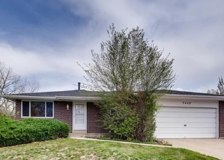 Foreclosed Home en VANCE ST, Arvada, CO - 80003