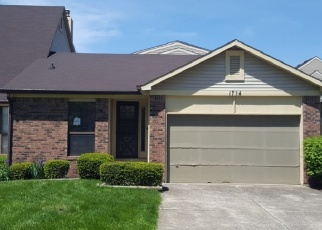 Foreclosed Home in QUEENSBRIDGE DR, Indianapolis, IN - 46219