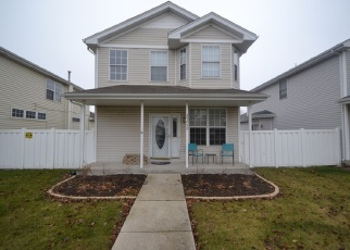 Foreclosed Home in S SUNRISE CT, Monee, IL - 60449