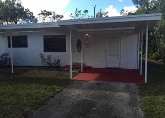 Foreclosed Home in SW 35TH AVE, Fort Lauderdale, FL - 33312