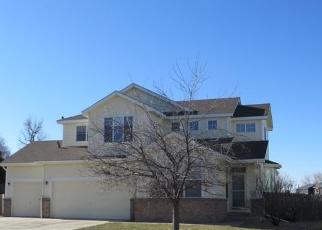 Casa en ejecución hipotecaria in Brighton, CO, 80601,  BALDERAS ST ID: P1312787