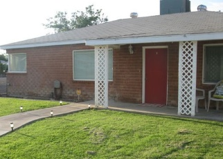 Foreclosed Home in E 7TH ST, Safford, AZ - 85546