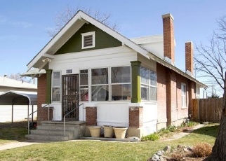Foreclosed Home en PARK AVE, Fort Lupton, CO - 80621