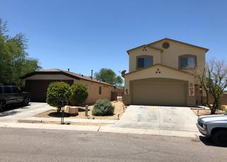 Foreclosed Home en W BABBITT CT, Tucson, AZ - 85757