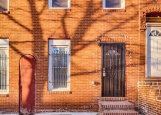 Foreclosed Home in ASHLAND AVE, Baltimore, MD - 21205