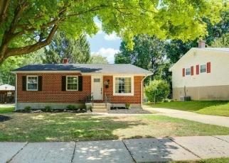 Foreclosed Home en TERKA CIR, Randallstown, MD - 21133