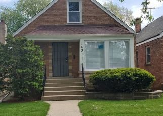 Foreclosed Home in S NORMAL AVE, Riverdale, IL - 60827