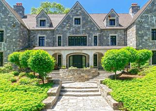 Foreclosed Home in WYDENDOWN RD, New Canaan, CT - 06840