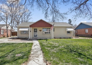 Foreclosed Home en NOME ST, Aurora, CO - 80010