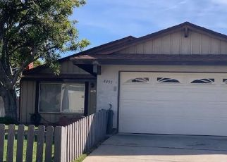Foreclosed Home in BLOSSOM HILL DR, Lemon Grove, CA - 91945