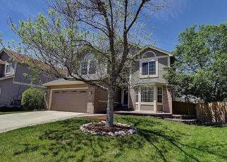 Casa en ejecución hipotecaria in Parker, CO, 80134,  JORDAN CT ID: P1319850