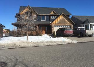 Foreclosure Home in Bozeman, MT, 59718,  BUCKRAKE AVE ID: P1326527
