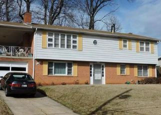 Casa en ejecución hipotecaria in Clinton, MD, 20735,  BROOKE JANE DR ID: P1329916
