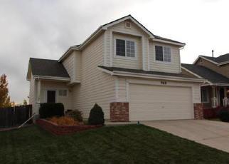 Casa en ejecución hipotecaria in Fountain, CO, 80817,  MERRYVALE LN ID: P1332236