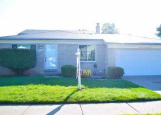 Casa en ejecución hipotecaria in Fraser, MI, 48026,  SHEFFIELD CT ID: P1335416