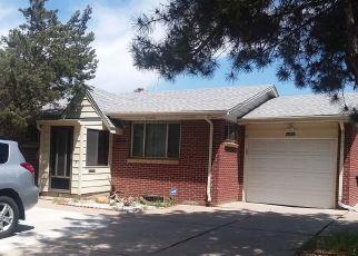 Casa en ejecución hipotecaria in Aurora, CO, 80012,  E NEVADA AVE ID: P1336944