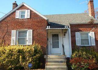 Casa en ejecución hipotecaria in District Heights, MD, 20747,  RAMBLEWOOD DR ID: P1339423