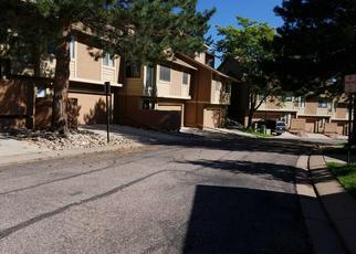 Casa en ejecución hipotecaria in Colorado Springs, CO, 80906,  AUTUMN RIDGE CIR ID: P1355337