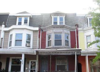 Casa en ejecución hipotecaria in Reading, PA, 19601,  SCHUYLKILL AVE ID: P1355733