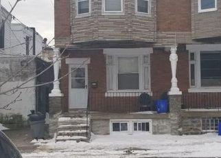 Casa en ejecución hipotecaria in Philadelphia, PA, 19138,  SPRAGUE ST ID: P1357765