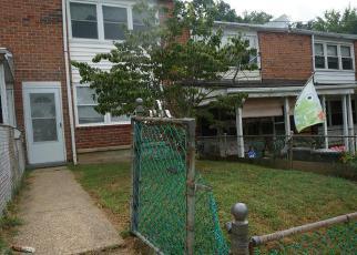 Casa en ejecución hipotecaria in Halethorpe, MD, 21227,  FREEWAY ID: P1359678