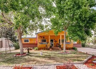 Casa en ejecución hipotecaria in Castle Rock, CO, 80104,  ASH AVE ID: P1361064
