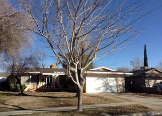 Casa en ejecución hipotecaria in Lancaster, CA, 93535,  4TH ST E ID: P1378757