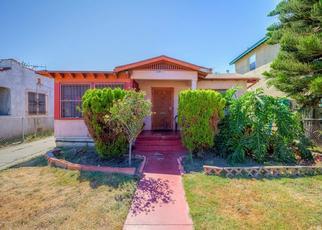 Casa en ejecución hipotecaria in Los Angeles, CA, 90043,  4TH AVE ID: P1378929