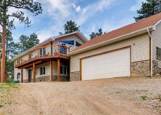 Foreclosure Home in Bailey, CO, 80421,  COUNTY ROAD 72 ID: P1381069