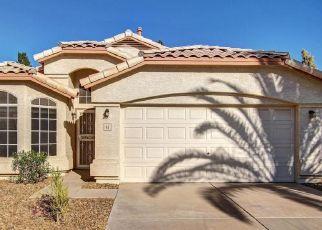 Casa en ejecución hipotecaria in Gilbert, AZ, 85296,  S GARNET RD ID: P1398903