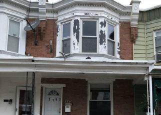 Casa en ejecución hipotecaria in Philadelphia, PA, 19138,  FURLEY ST ID: P1399005