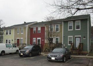 Casa en ejecución hipotecaria in Silver Spring, MD, 20904,  LISAGE WAY ID: P1400447