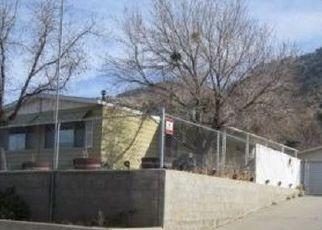 Casa en ejecución hipotecaria in Lake Isabella, CA, 93240,  CANAL ST ID: P1401535