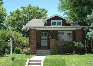 Casa en ejecución hipotecaria in Denver, CO, 80210,  S CORONA ST ID: P1403890