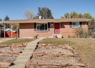 Foreclosure Home in Westminster, CO, 80030,  W 75TH AVE ID: P1403907