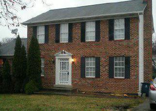 Casa en ejecución hipotecaria in Fort Washington, MD, 20744,  LIMEKILN DR ID: P1405070