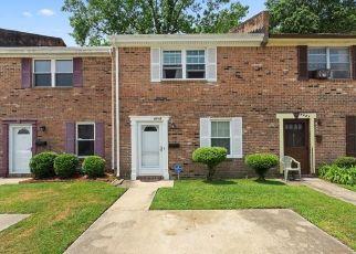 Casa en ejecución hipotecaria in Norfolk, VA, 23513,  BONNOT DR ID: P1416444