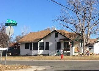 Foreclosure Home in Westminster, CO, 80030,  W 76TH AVE ID: P1421632