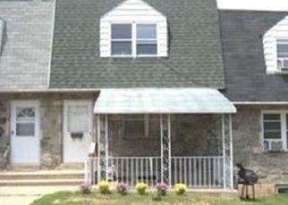Casa en ejecución hipotecaria in Brookhaven, PA, 19015,  HARSHAW RD ID: P1423634
