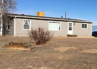 Foreclosure Home in Brighton, CO, 80603,  ZANTE WAY ID: P1429387