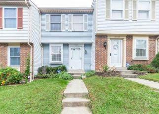 Casa en ejecución hipotecaria in Germantown, MD, 20876,  ZINNIA CIR ID: P1439667
