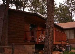 Foreclosure Home in Woodland Park, CO, 80863,  BLUEBIRD HL ID: P1444426