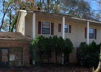 Casa en ejecución hipotecaria in Jonesboro, GA, 30238,  PINTAIL RD ID: P1446885