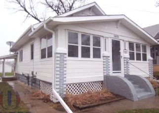 Foreclosure Home in Sioux City, IA, 51106,  LEECH AVE ID: P1455142