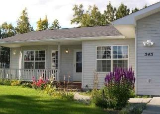 Foreclosure Home in Palmer, AK, 99645,  S WILLIWAW DR ID: P1456435
