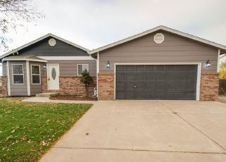 Casa en ejecución hipotecaria in Greeley, CO, 80631,  DELWOOD AVE ID: P1456818